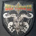 Bolt Thrower Cenotaph Shield Original Patch