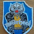 Motörhead Snaggletooth Shield Patch