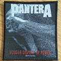 Pantera Vulgar Display of Power Patch