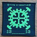 Type O Negative 13 Patch
