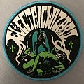 Electric Wizard Circle Patch