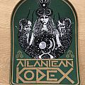 Atlantean Kodex Backpatch golden border