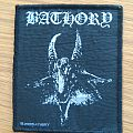 Bathory Goat Patch
