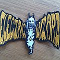Electric Wizard Lasercut Patch