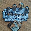 Judas Priest British Steel shaped Patch