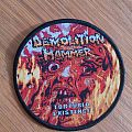Demolition Hammer Tortured Existence Patch