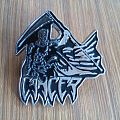 Cancer Death Shall Rise Pin