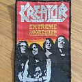 Kreator Extreme Agression Patch