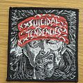 Suicidal Tendencies Join the Army Patch