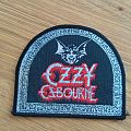 Ozzy Osbourne Patch