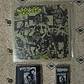 Warsore ''Violent Swing Discography'' Tape / Vinyl / CD / Recording etc