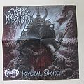 Cystic Dysentery ''Homicidal Suicide'' Poster Other Collectable