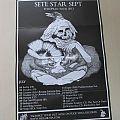 Sete Star Sept ''European Tour 2013'' Poster Other Collectable