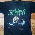 Suffocation,Effigy of the Forgotten,Shirt,1992