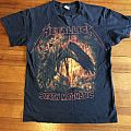 Metallica Death Magnetic Raven TShirt or Longsleeve
