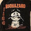 Biohazard longsleeve TShirt or Longsleeve