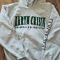 Earth Crisis hoodie Hooded Top