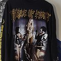 Cradle Of Filth - TShirt or Longsleeve - Cradle Of Filth Sadomasochist