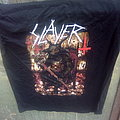 Slayer - Australian tour shirt 2019