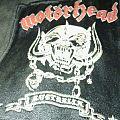 Motorhead Australia Patch