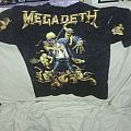 Megadeth - all over TShirt or Longsleeve