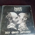 Pungent stench - Been caught buttering CD