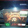 Slayer - Repentless LTD. DIGIPAK w/ bonus DVD Tape / Vinyl / CD / Recording etc
