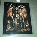 Slayer - new goat backpatch