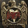 Slayer belt buckle , not official Other Collectable