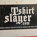 Tshirtslayer - the first ever TSS sticker
