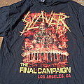 Slayer - Final show at the forum  TShirt or Longsleeve