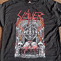 Slayer - Las Vegas gig shirt 27-12-2019