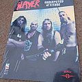 Slayer - Undisputed attitude , guitar music book  Other Collectable