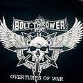 Bolt Thrower - TShirt or Longsleeve - Boltthrower - Overtures of war tour
