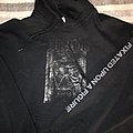 Sanction - Hooded Top - Fixated Upon A Figure Hoodie