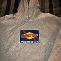 Sanction - Hooded Top - Grey Sunoco Rip Hoodie