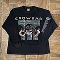 Crowbar Time Heals Nothing 95 Europe Tour shirt