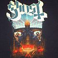 Ghost Euro Tour Black To The Future TShirt or Longsleeve