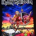 Iron Maiden London O2 Book Of Souls TShirt or Longsleeve