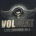 Volbeat Download Festival UK 2014