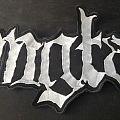 Mgła/Mgla - Logo Patch - 2017