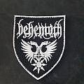 Behemoth - Shield Patch - 2017