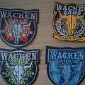 Wacken Patches
