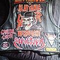 Slayer - Battle Jacket - Leather battle vest update