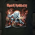 Iron Maiden A Real Live One Shirt 2019