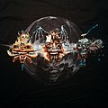 Iron Maiden Montage Shirt 2012