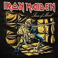 Iron Maiden Piece of Mind Shirt 2018