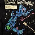 Iron Maiden The Final Frontier Shirt 2010