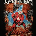 Iron Maiden Canada Event Shirt 2017