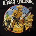 Iron Maiden Texas Event Shirt 2017